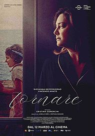 """Movie poster for """"TORNARE"""""""
