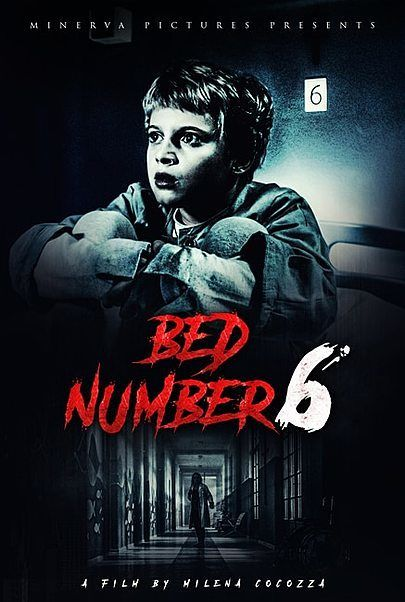 "Movie poster for ""BED NUMBER 6"""
