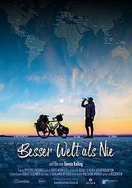 "Movie poster for ""BESSER WELT ALS NIE"""