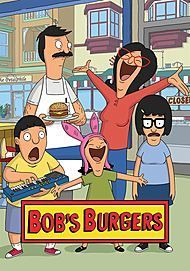 "Movie poster for ""BOB'S BURGERS"""