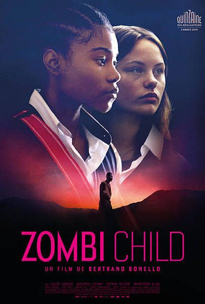 """Movie poster for """"ZOMBI CHILD"""""""