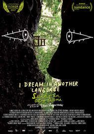 "Movie poster for ""I DREAM IN ANOTHER LANGUAGE"""