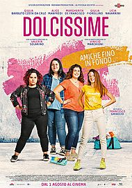 "Movie poster for ""DOLCISSIME"""