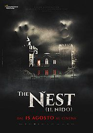 "Movie poster for ""THE NEST - IL NIDO"""