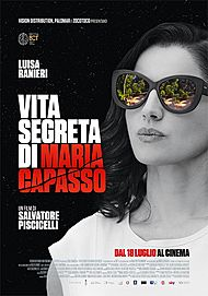 "Movie poster for ""VITA SEGRETA DI MARIA CAPASSO"""