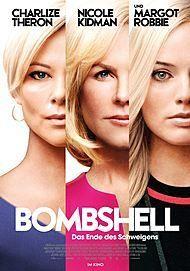 """Filmplakat für """"BOMBSHELL - DAS ENDE DES SCHWEIGENS """""""