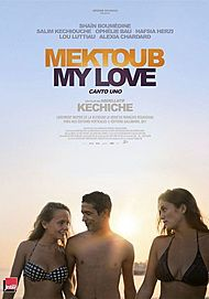 """Movie poster for """"MEKTOUB MY LOVE: CANTO UNO"""""""
