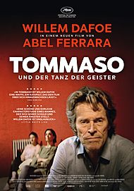 "Movie poster for ""TOMMASO"""