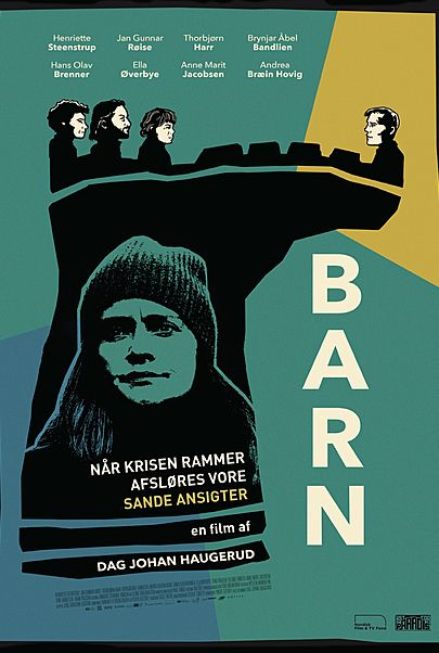 """Movie poster for """"BARN"""""""