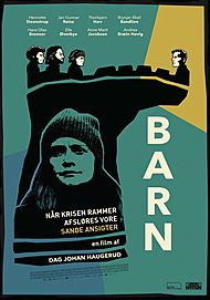 "Movie poster for ""BARN"""