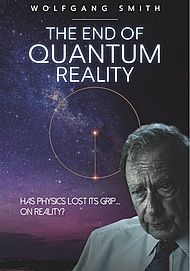 "Movie poster for ""THE END OF QUANTUM REALITY"""