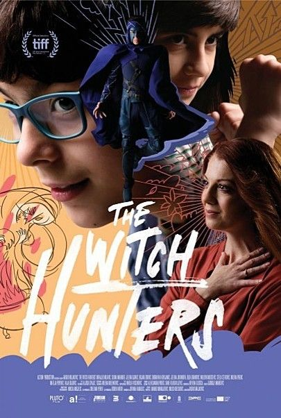 """Movie poster for """"THE WITCH HUNTERS"""""""