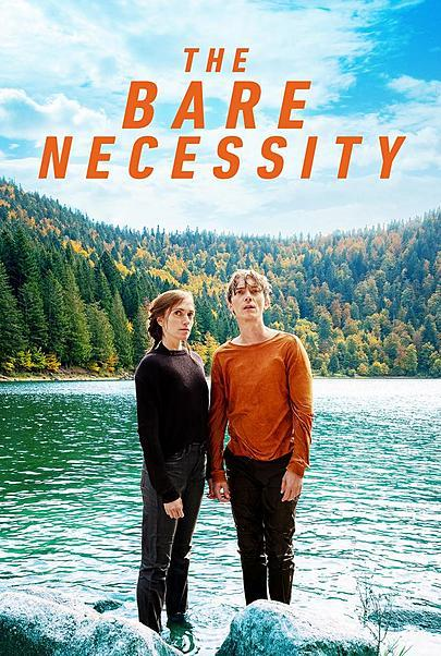 """Movie poster for """"THE BARE NECESSITY"""""""