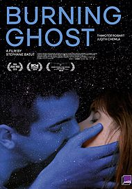 "Movie poster for ""BURNING GHOST"""