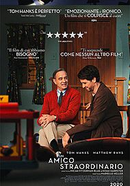 "Movie poster for ""UN AMICO STRAORDINARIO"""