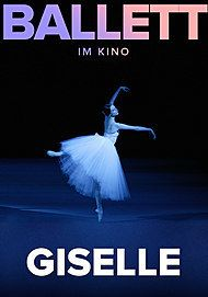 "Movie poster for ""GISELLE (BOLSHOI BALLET IN CINEMA 19/20)"""