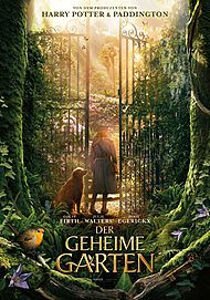 "Movie poster for ""THE SECRET GARDEN"""