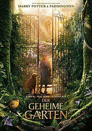 """Filmplakat für """"DER GEHEIME GARTEN"""""""
