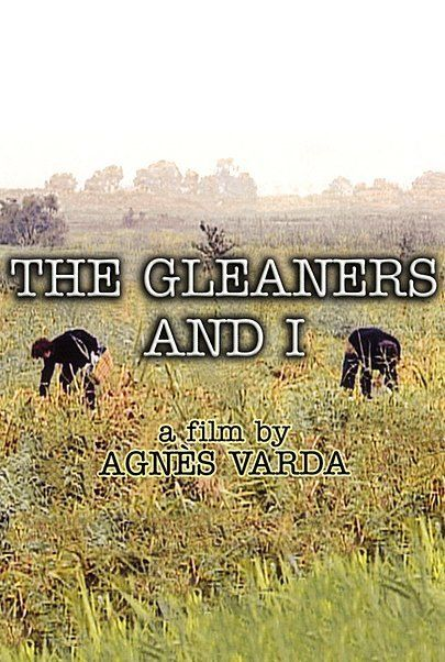 """Movie poster for """"THE GLEANERS & I"""""""