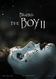 "Filmplakat für ""BRAHMS: THE BOY 2"""