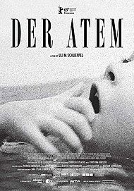 "Movie poster for ""DER ATEM"""