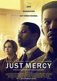 "Filmplakat für ""JUST MERCY"""
