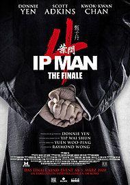 """Filmplakat für """"IP MAN 4"""""""