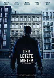 """Filmplakat für """"DER LETZTE MIETER"""""""