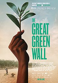 "Filmplakat für ""THE GREAT GREEN WALL"""