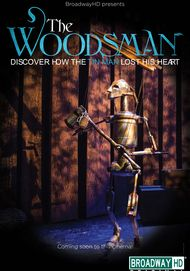 "Movie poster for ""THE WOODSMAN (BroadwayHD)"""