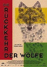 """Filmplakat für """"DIE RÜCKKEHR DER WÖLFE"""""""