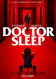 "Movie poster for ""DOCTOR SLEEP"""