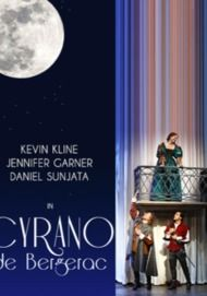 "Movie poster for ""CYRANO DE BERGERAC (BroadwayHD)"""
