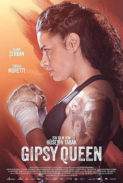 "Filmplakat für ""GIPSY QUEEN"""