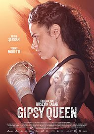 """Movie poster for """"GIPSY QUEEN"""""""
