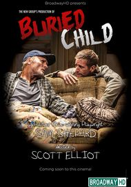 "Movie poster for ""BURIED CHILD (BroadwayHD)"""