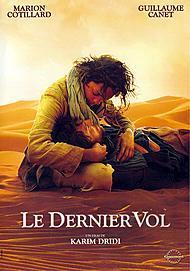 """Affiche du film """"LE DERNIER VOL"""""""