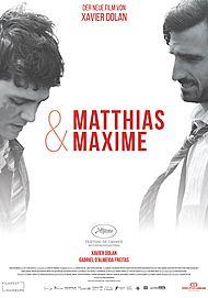 "Filmplakat für ""MATTHIAS & MAXIME"""