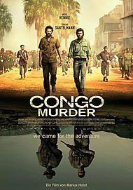 """Filmplakat für """"CONGO MURDER"""""""
