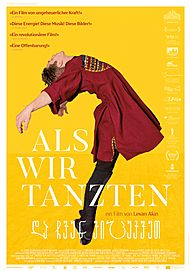 """Movie poster for """"AND THEN WE DANCED"""""""