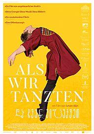 """Filmplakat für """"ALS WIR TANZTEN"""""""