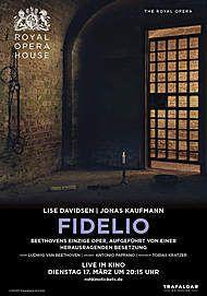 """Filmplakat für """"FIDELIO (ROYAL OPERA HOUSE 2019/20)"""""""