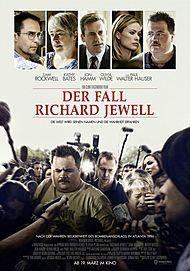 "Filmplakat für ""DER FALL RICHARD JEWELL"""