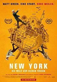 """Filmplakat für """"NEW YORK - DIE WELT VOR DEINEN FÜSSEN"""""""