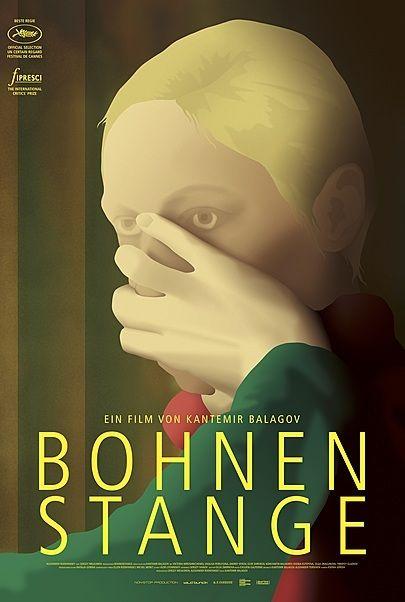 """Filmplakat für """"BOHNENSTANGE"""""""