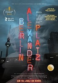 "Movie poster for ""BERLIN ALEXANDERPLATZ"""