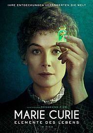 """Filmplakat für """"MARIE CURIE - ELEMENTE DES LEBENS"""""""