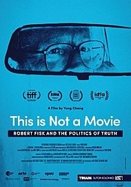 "Movie poster for ""THIS IS NOT A MOVIE"""