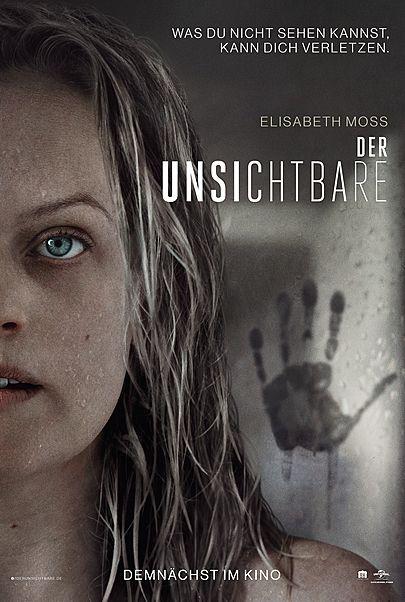 """Filmplakat für """"DER UNSICHTBARE"""""""