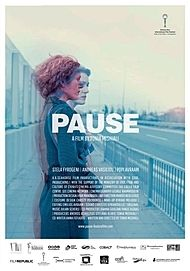 """Movie poster for """"PAUSE"""""""